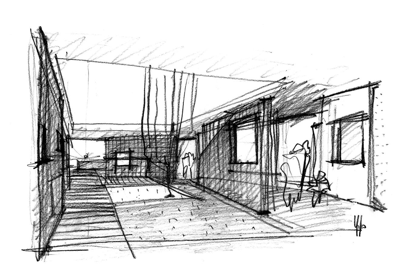 I disegni zoiablog for Disegno di architettura online